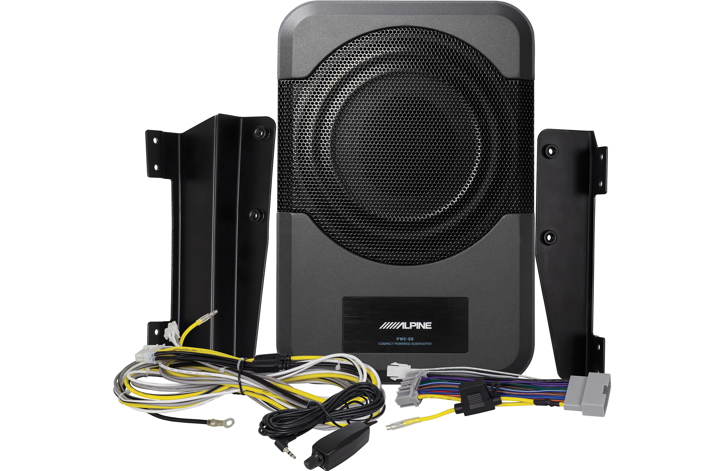 Vehicle Specific Subwoofer Boxes