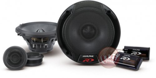 "5"" Component Speakers"