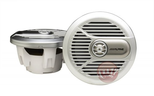 Full Range Marine Speakers