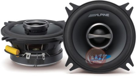 "4"" Full Range Speakers"