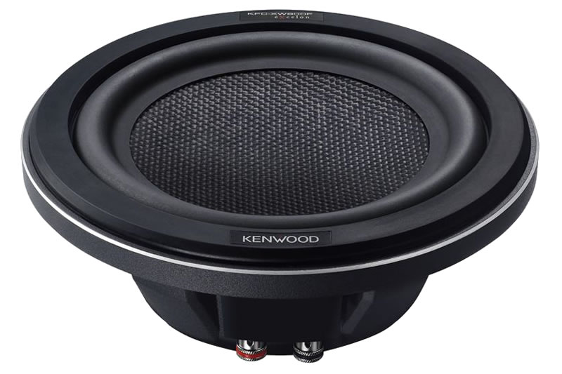 "8"" Shallow Mount Subwoofers"