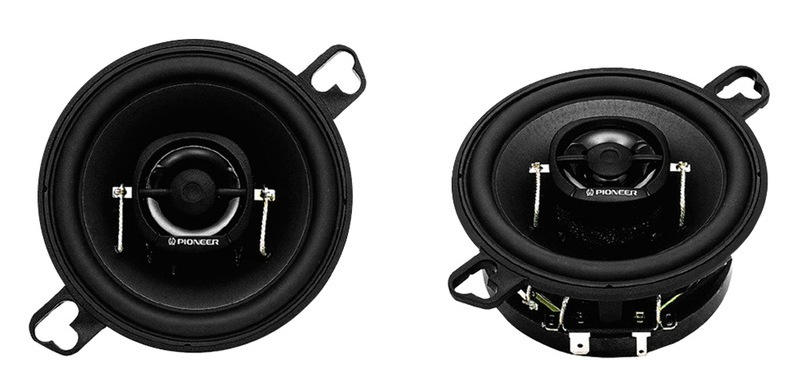 "3.5"" Full Range Speakers"