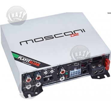 Mosconi D2  100.4  DSP , by Mosconi Store