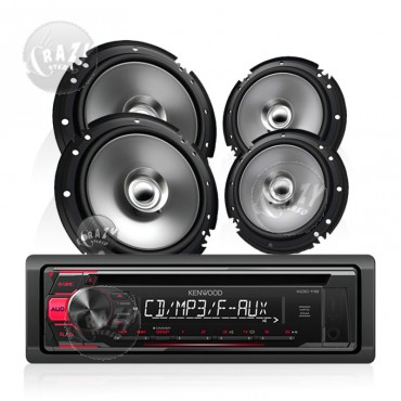 Stereo Speaker Combo 5, by Crazy Deals