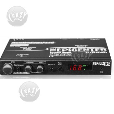 Audio Control THE EPICENTER InDASH, by AudioControl Store