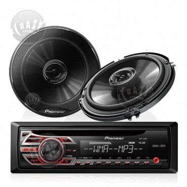 Stereo Speaker Combo 8, by Crazy Deals