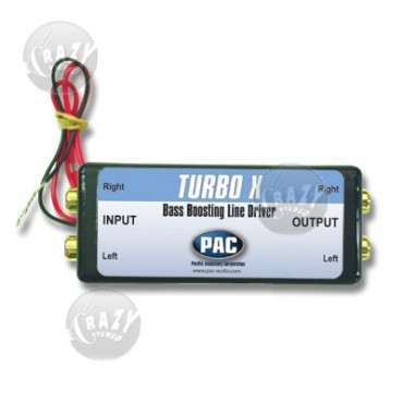 PAC TURBO X, by PAC Store