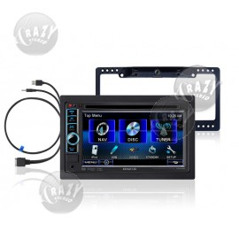 Kenwood Indash DVD System, by Crazy Deals