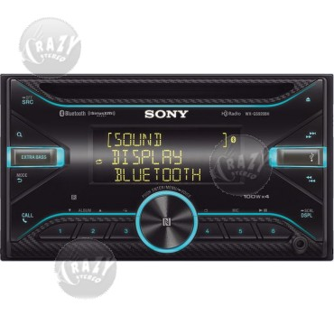 Sony WXGS920BH, by Sony Store
