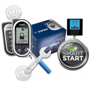 Viper SmartStart & Security Package 2  - Installed, by Crazy Deals