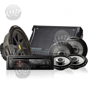 Performance Sound System 3, by Crazy Deals