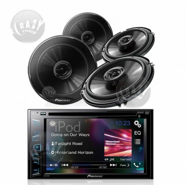 Stereo Speaker Combo 10, by Crazy Deals
