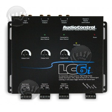 Audio Control LC6i, by AudioControl Store