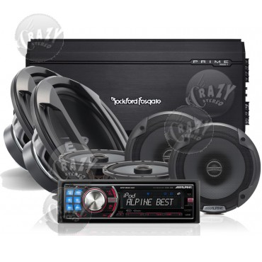 Performance Sound System 6, by Crazy Deals