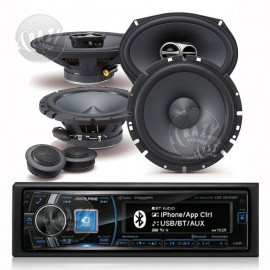 Stereo Speaker Combo 4, by Crazy Deals