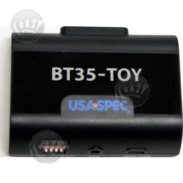 USA SPEC BT35-TOY, by USA SPEC Store
