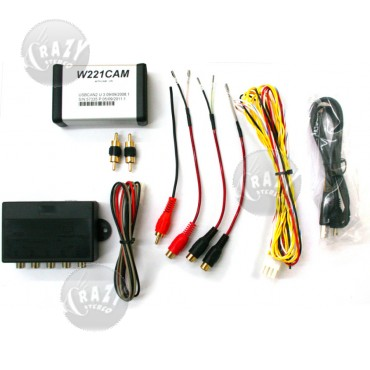 NAV-TV W221-CAM (NTV-KIT111), by NAV-TV Store