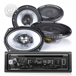 Stereo Speaker Combo 6, by Crazy Deals