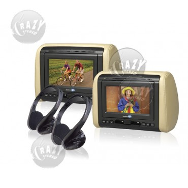 Rear-Seat Video Package 6, by Crazy Deals