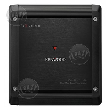 Kenwood Excelon X301-4, by Kenwood Store