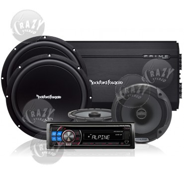 Performance Sound System 5, by Crazy Deals