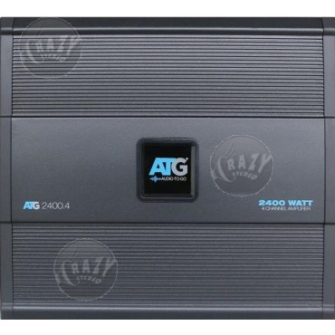 ATG-Audio ATG2400.4, by Audio-To-Go