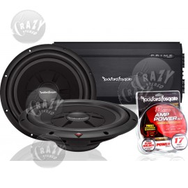 slimFIT Dual-Sub Bass System 2, by Crazy Deals