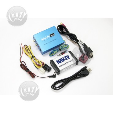 NAV-TV NTV-KIT412, by NAV-TV Store