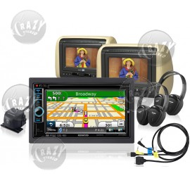 Kenwood eXcelon Navigation-Video Package I, by Kenwood Store