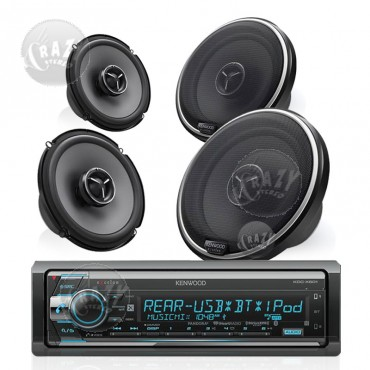 Stereo Speaker Combo 7, by Crazy Deals