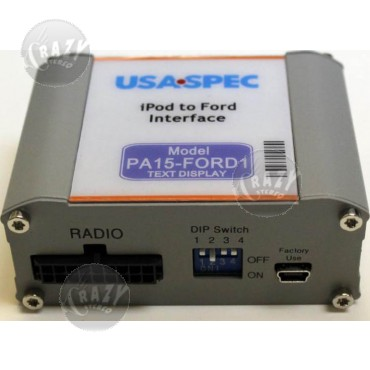 USA SPEC PA15-FORD1, by USA SPEC Store