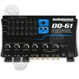 Audio Control DQ-61, by AudioControl Store