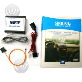 NAV-TV SIR-POR2-USB (NTV-KIT045), by NAV-TV Store