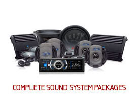 Complete Sound System Packages